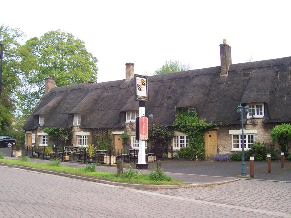 The Chubby Castor of The Fitzwilliam Arms