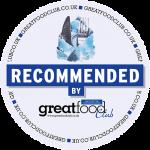 Sticker 2018 final great food